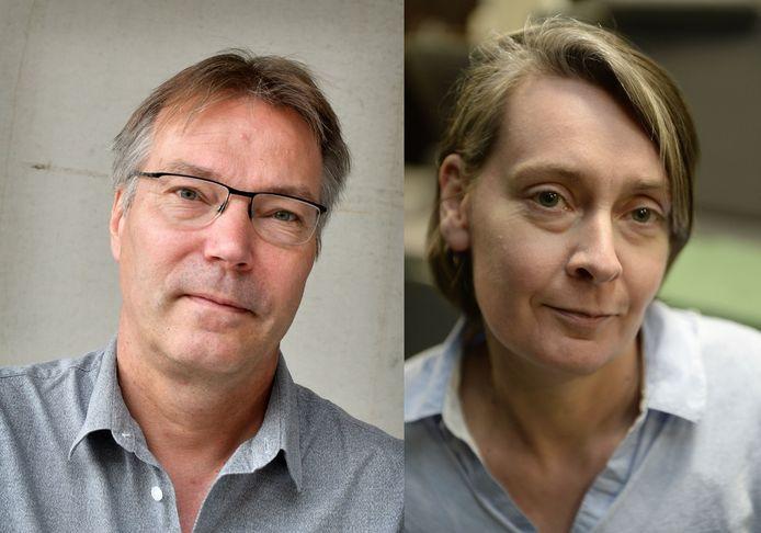 Michel Hasselerharm en Lilian ten Donkelaar gaan deze week in debat.