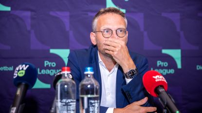 Uitspraak BAS wordt voorlopig niet gevolgd: raad van bestuur Pro League organiseert nieuwe Algemene Vergadering
