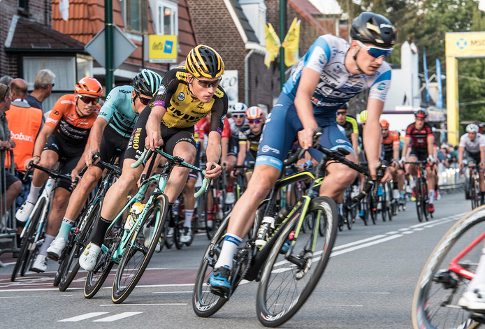 Daags na de Tour in Boxmeer is het eerste criterium na de Tour de France.