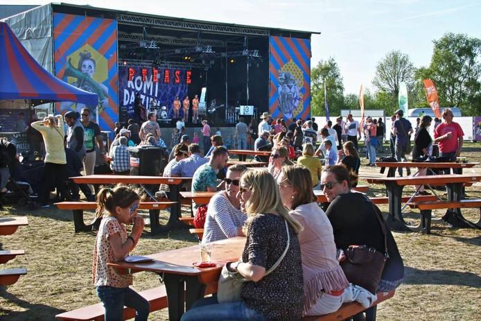 Het eerste festival in Breepark bij Breda, Komt dat Zien, is een feit. Het festival mikt vooral op gezinnen met jonge kinderen.