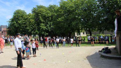 Betogers vragen aandacht voor racisme in Ronse