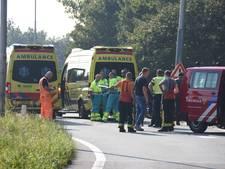 Motorrijder overleden na ongeluk op A20 bij Nieuwerkerk