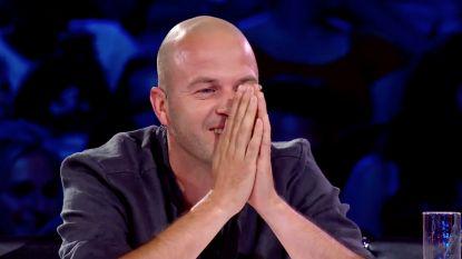 """Bizarre act zorgt voor verwarring bij jury in 'Belgium's Got Talent': """"Wat is er nu net eigenlijk gebeurd?"""""""