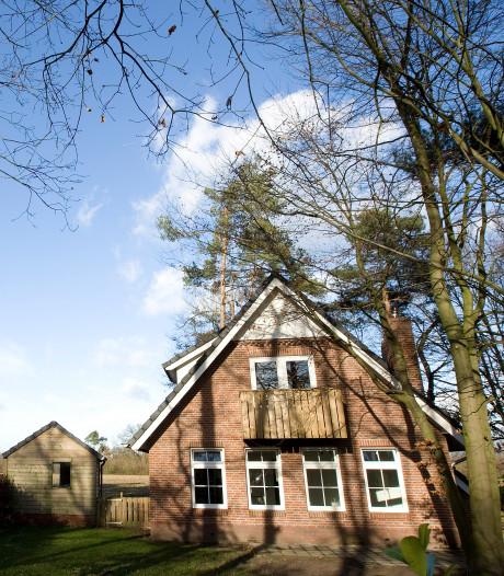Terecht dwangsom voor illegale bewoning in Het Rommelgebergte Winterswijk
