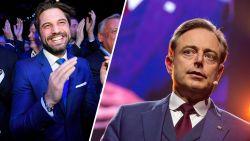 """De Wever maakt brandhout van uitspraken Bouchez: """"Unitarisme werkte zolang Vlamingen tweederangsburger waren"""""""