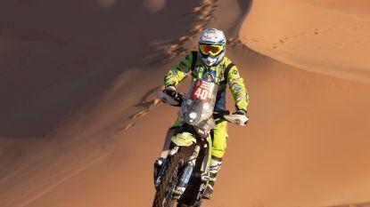 Nederlandse motorcoureur Straver nog steeds in levensgevaar na val in Dakar Rally
