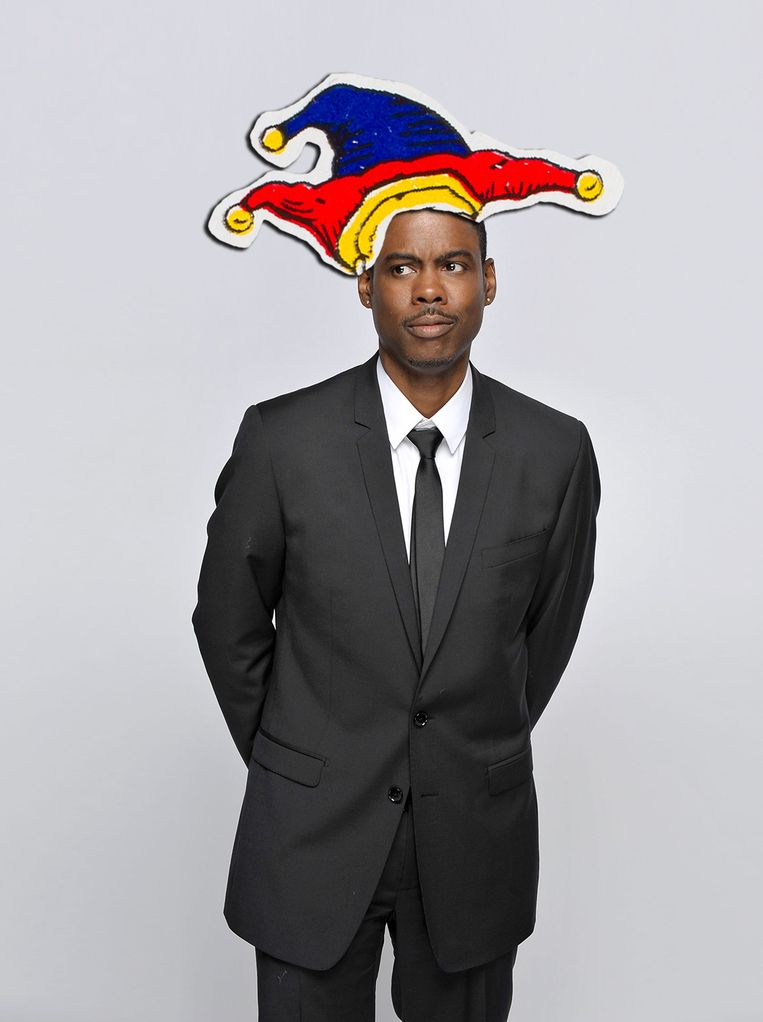 Chris Rock. Beeld Getty Images for NAACP