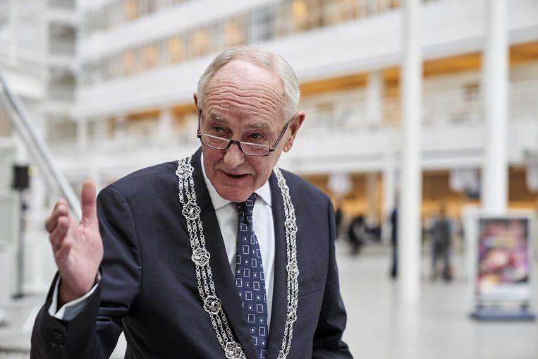 Burgemeester Johan Remkes.  Beeld ANP