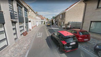 Werkzaamheden sluiten Dorpsstraat in Leffinge voor een maand af