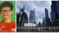 Verdwaalde Zhang (18) is te verlegen om iemand aan te spreken en zwerft zo 10 dagen lang door Singapore rond