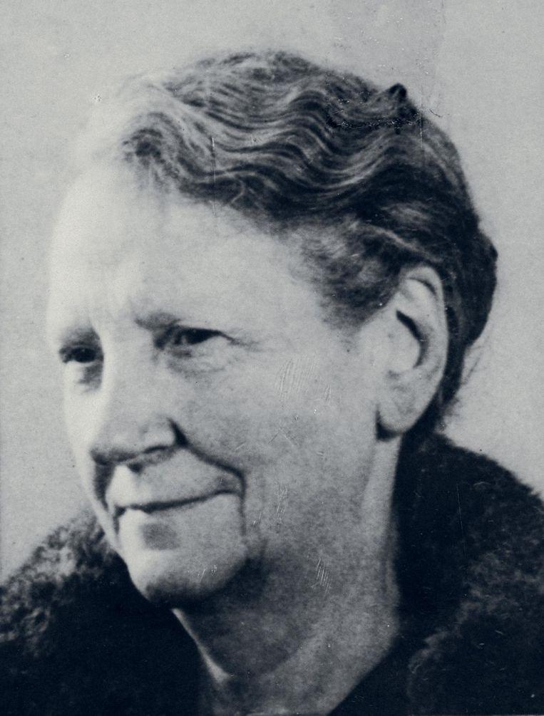 Nathalie Crielaers. Beeld Collectie IAV-Atria