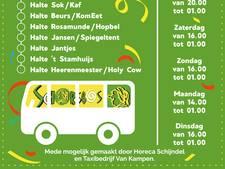 Lijn 11 rijdt van kroeg naar kroeg in Schijndel