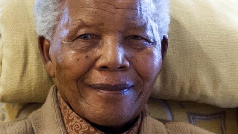Mandela. Beeld afp