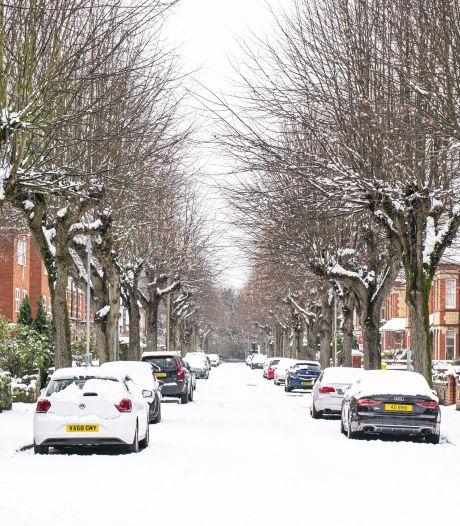 Appel à la prudence sur le réseau secondaire en Wallonie en raison des chutes de neige