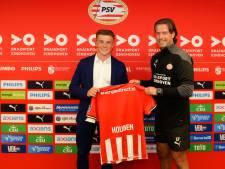 PSV legt jeugdinternational Iggy Houben (15) vast