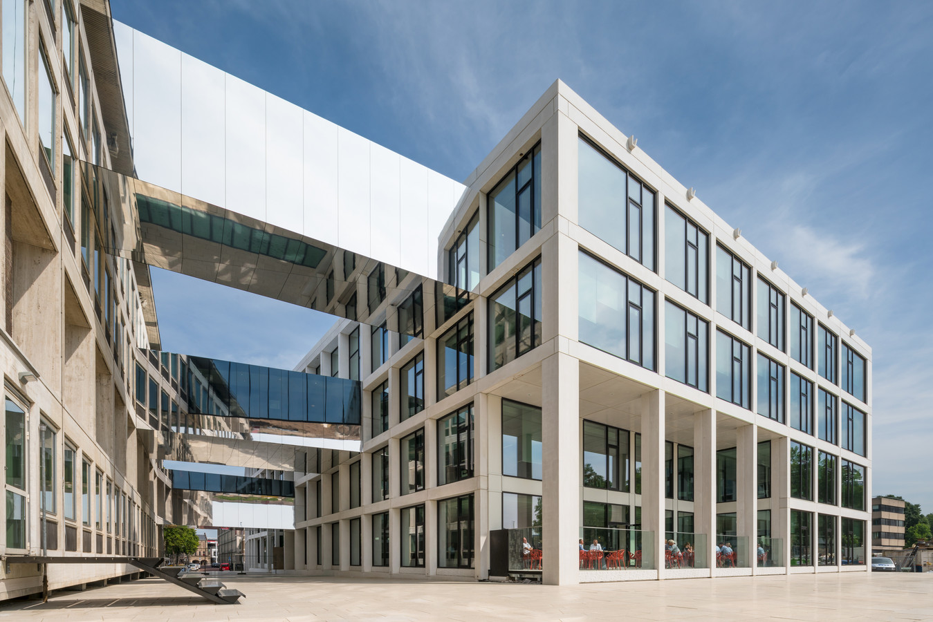 Team V Architectuur.Dag Van De Architectuur Arnhem Rond Beste Gebouw Van