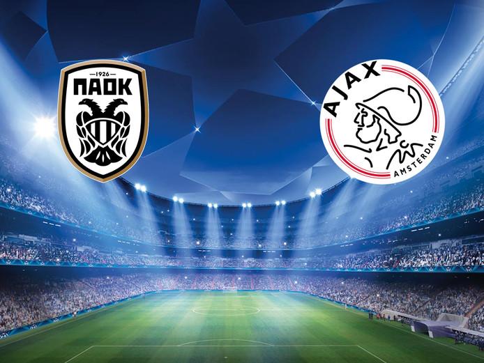 Ajax Paok: Ajax Begint Met Dolberg In De Spits Aan Duel Met