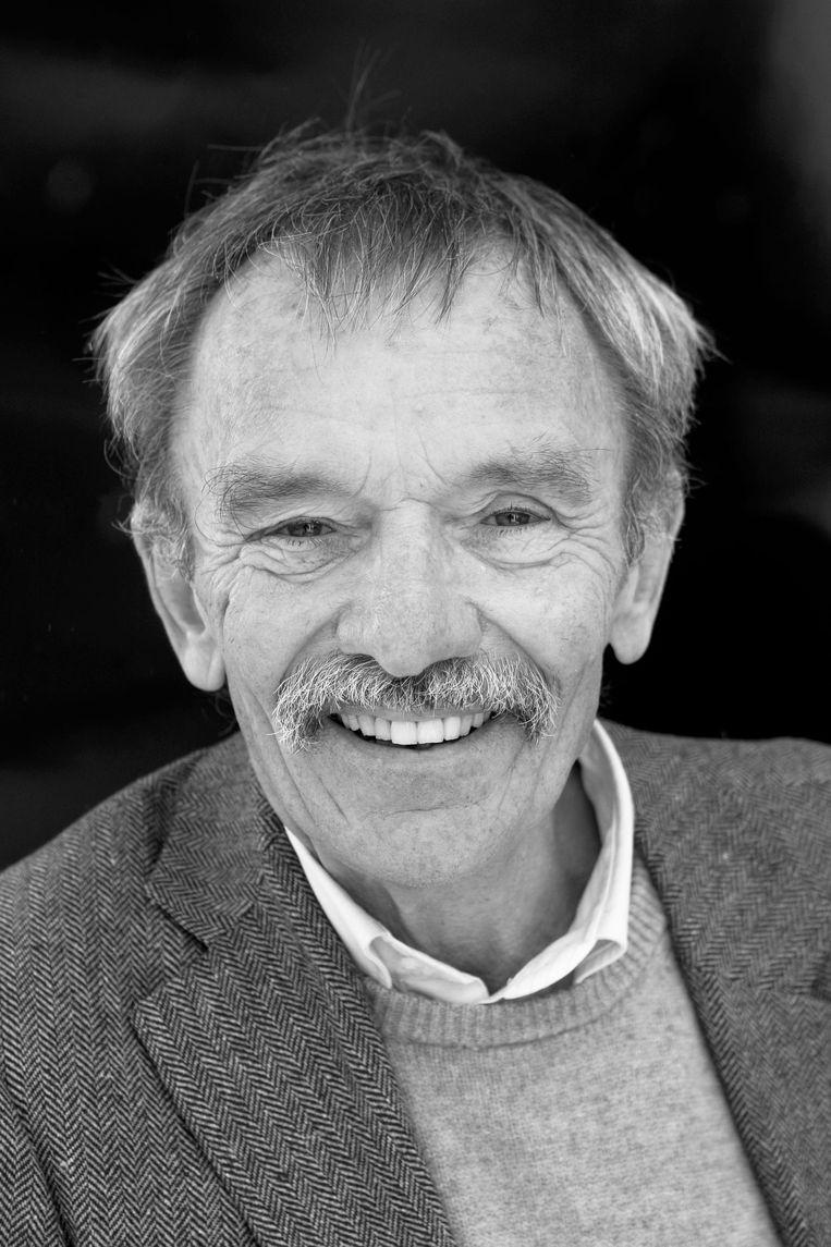 John Jansen van Galen: schrijver en journalist Beeld anp
