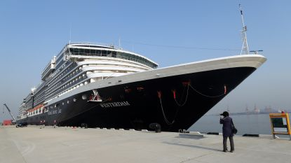 Cruiseschip Westerdam met 2 Belgen aan boord dobbert niet langer doelloos rond en mag aanmeren in Cambodja