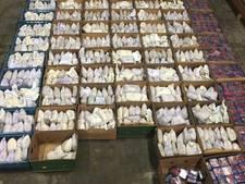 68 miljoen aan heroïne in bakmachines uit Iran