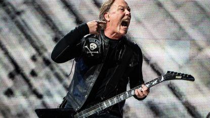 Metallica komt met ABC-boek voor kinderen