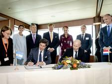 Rotterdam helpt met moderniseren van haven Buenos Aires