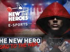 New Heroes Basketball stapt als eerste basketbalclub in e-sports