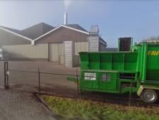 Stank meststoffenverwerker raakt overzijde randmeer