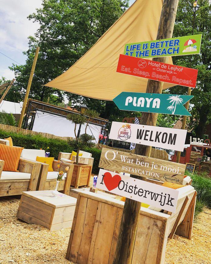The George Beach Club (Playa Del Oisterwijk)