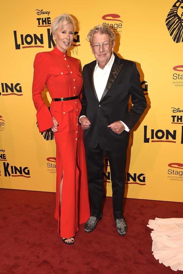 In de spotlights op de rode loper van de lion king foto - Foto rode loper ...