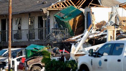 Tornado in Oklahoma maakt twee doden en 29 gewonden