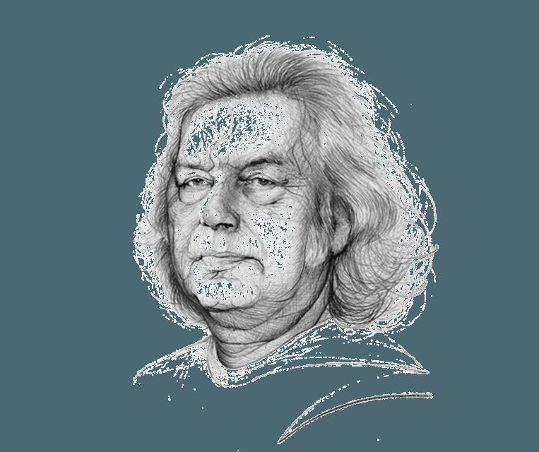 Jaap de Groot Beeld Artur Krynicki
