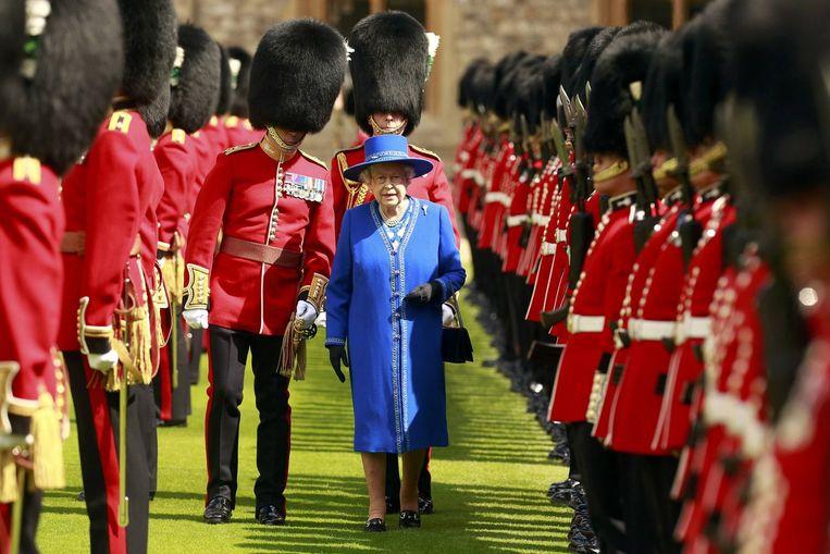 Koningin Elizabeth. Beeld afp