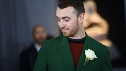 Geen zwarte #metoo-jurken maar witte #timesup-rozen bij de Grammy's
