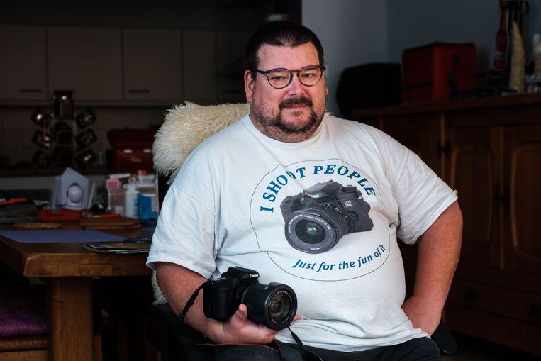 Hobbyfotograaf Marc Broeckx.