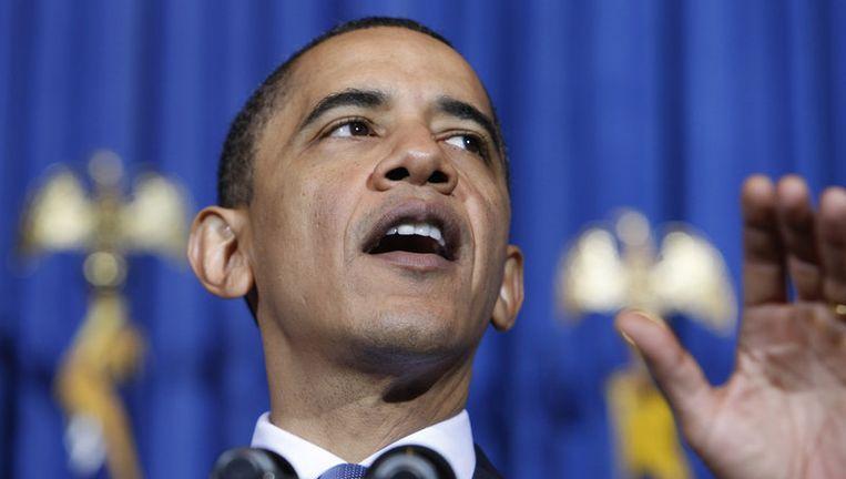 Barack Obama. Foto AP Beeld