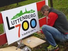 Luttenberg kondigt jubileumjaar aan op borden