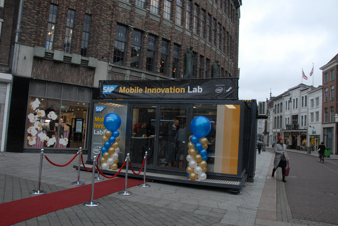 Het SAP Mobile InnovationLab