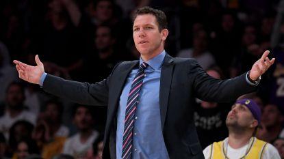 NBA-team Sacramento start onderzoek tegen kersvers coach Walton