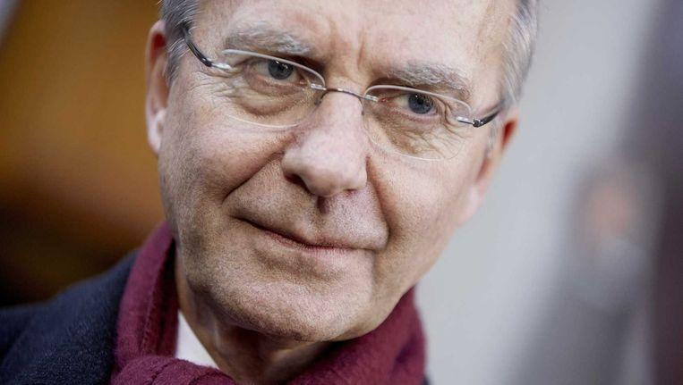 Minister van Economische Zaken Henk Kamp Beeld anp
