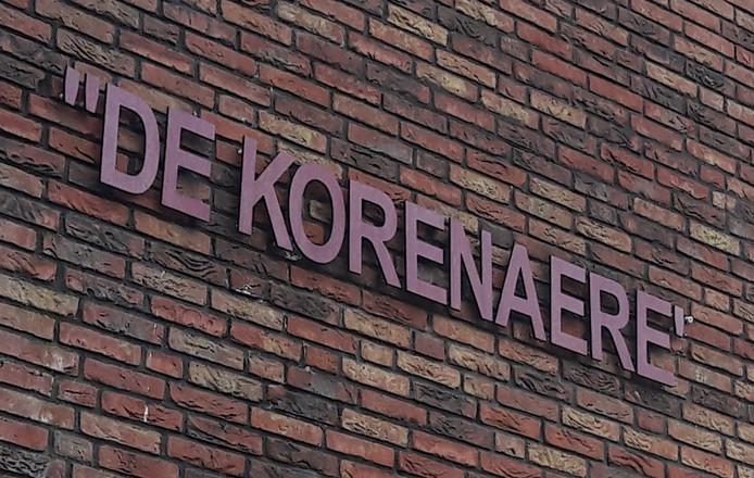 Odensehuis in De Korenaere.