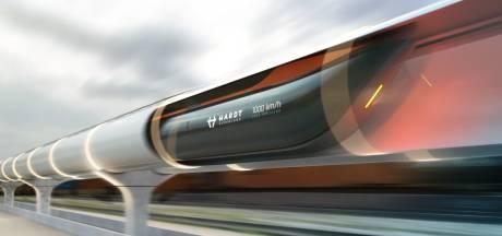 Rotterdam grijpt naast oefenbaan voor flitstrein: 'Nu gaan we andere dingen testen'
