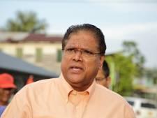 Chan Santokhi officieel verkozen tot president van Suriname