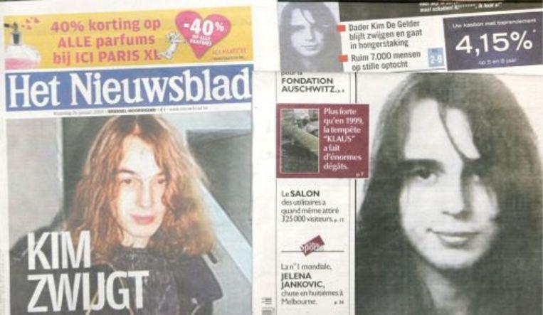 Kim De Gelder vermoordde in januari 2009 twee baby's en een leidster en verwondde tien baby's en twee leidsters. ANP Beeld