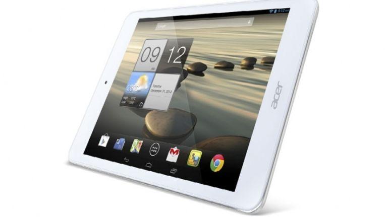Acers Iconia A1-380, met een richtprijs rond 175 euro, is een van de betere budgettablets op de markt.