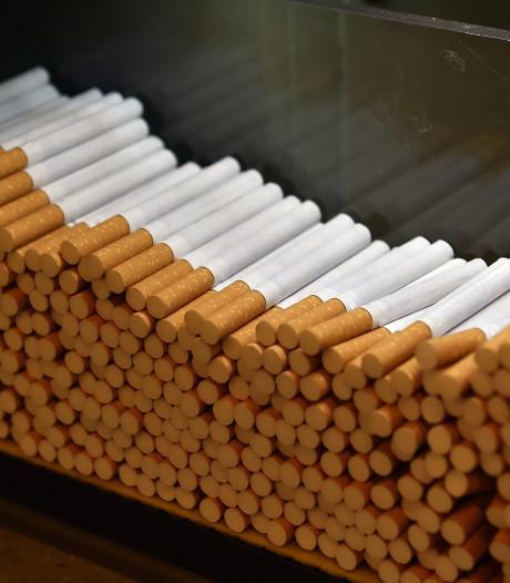 Sigarettendieven gepakt dankzij kordate klant