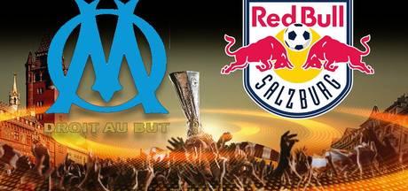 Olympique Marseille - Red Bull Salzburg