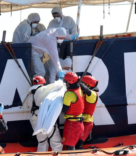 Vrees voor drama met 250 bootvluchtelingen
