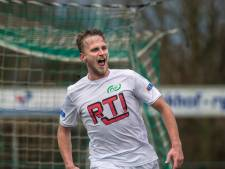 Jens Schutten houdt droom RKZVC levend met hattrick