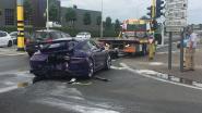 Paarse Porsche van Poco Locodrifter betrokken bij ongeval in Roeselare